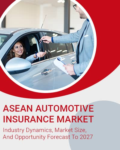 ASEAN Automotive Insurance Market - Industry Dynamics, Market Size, and Opportunity Forecast to 2027