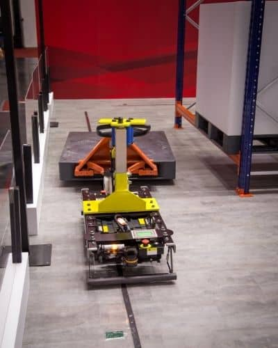 Automated Guided Vehicle Market – Industry Dynamics, Market Size, And Opportunity Forecast to 2027